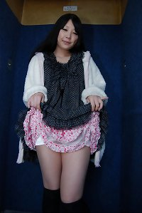 Japanese cute wife   Chisato